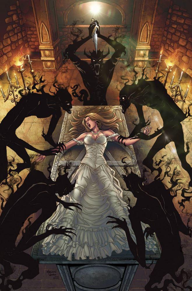 Satans Hollow #5 Cover A Zenescope Comic GFT NM Kivela