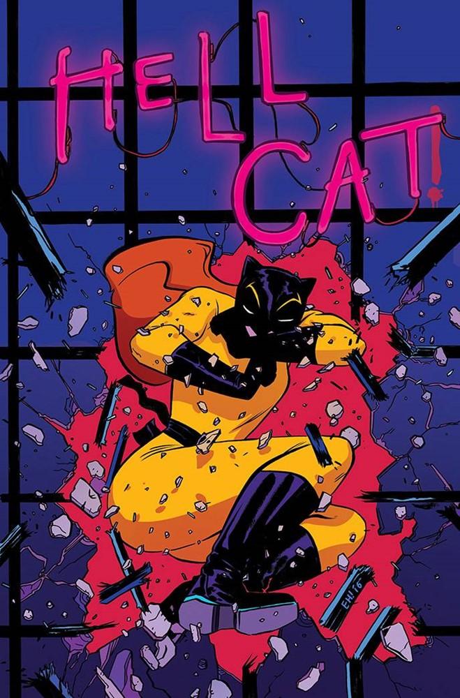 Marvel Comics Patsy Walker aka Hellcat #3 2016 NM+