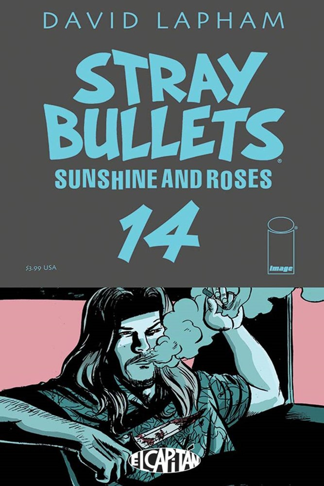 Stray Bullets Sunshine And Roses 14