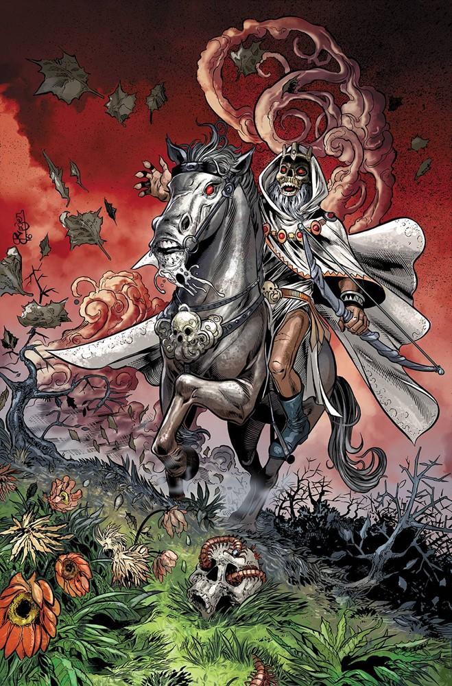 Grimm Fairy Tales Apocalypse #2 Cover B Zenescope Comic GFT NM Bonet