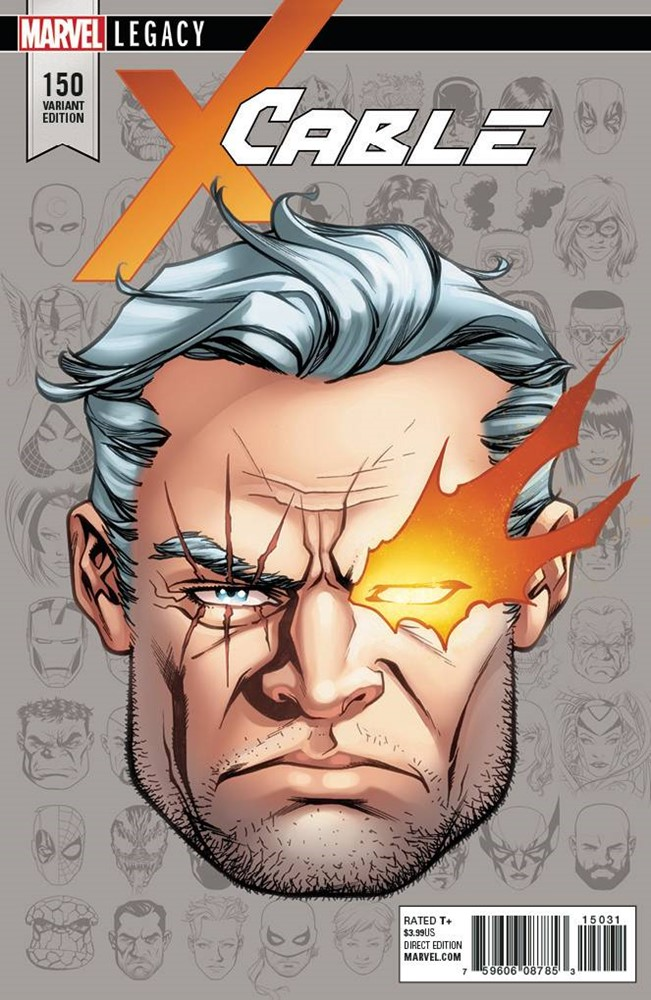 Cable #150 Marvel NM Comics Book