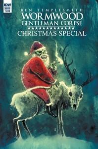 Wormwood: Gentleman Corpse Christmas Special