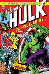 Incredible Hulk #181 Facsimile Edition