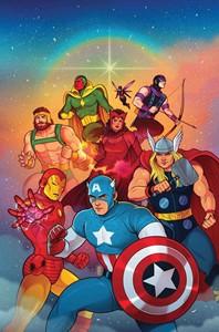 Marvel Tales: Avengers