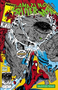True Believers Spider-Man - Spider-Man vs. the Hulk