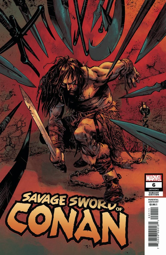 Browse issues of Savage Sword of Conan (2019) - Atomic Empire