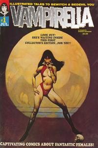 Vampirella (1969) #1 - Replica Edition