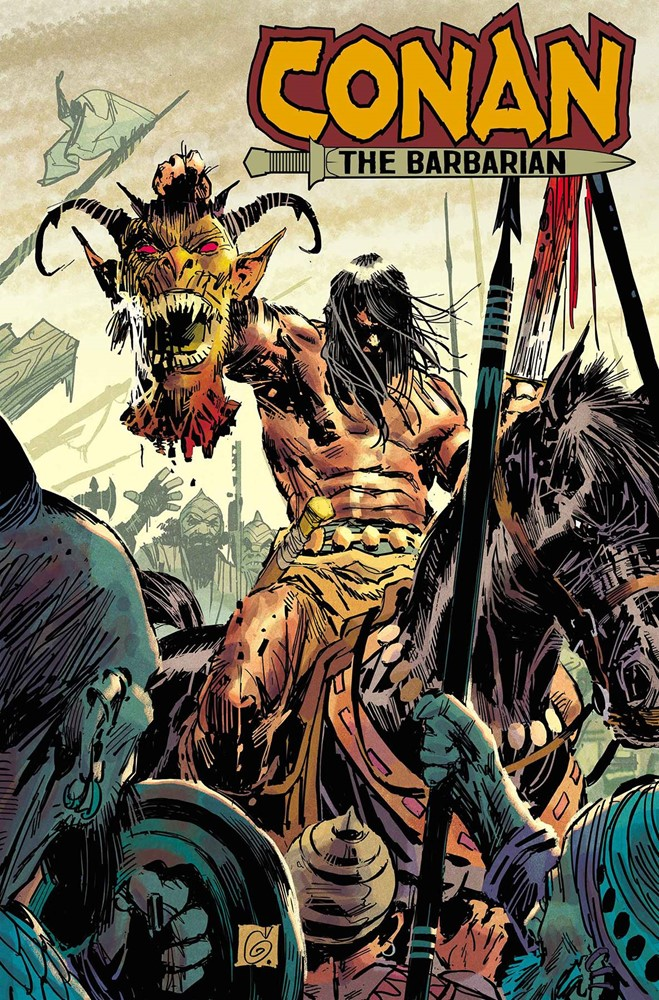 Browse issues of Conan the Barbarian (2019) - Atomic Empire