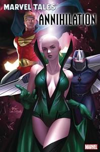 Marvel Tales: Annihilation