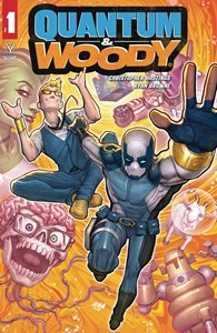Quantum and Woody (2020)