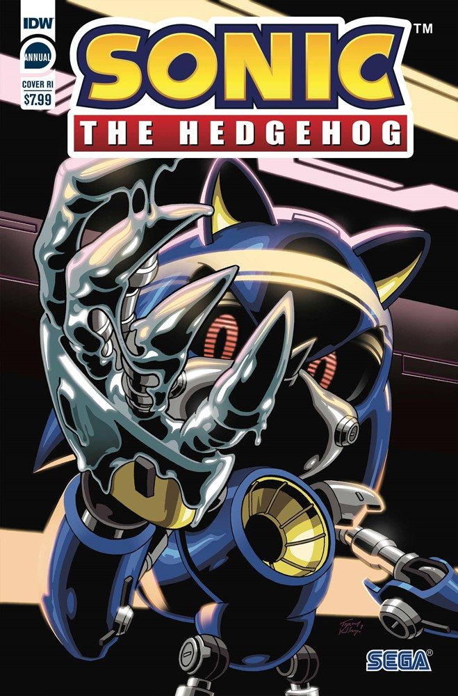Browse Issues Of Sonic The Hedgehog 2018 Atomic Empire