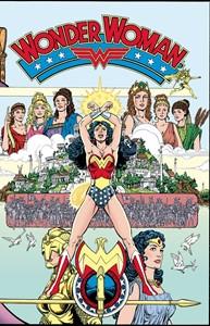Wonder Woman (1987) #1 Facsimile Edition