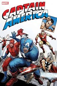 Captain America Anniversary Tribute