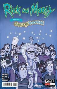 Rick and Morty Presents Jerryboree