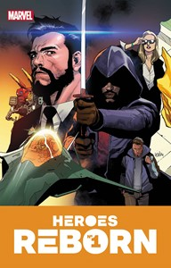 Heroes Reborn (2021)