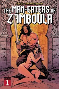 Cimmerian: The Man-Eaters of Zamboula