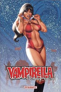 Vampirella 2021 Holiday Special